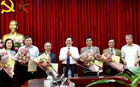Bộ Nội vụ điều động, bổ nhiệm hàng loạt lãnh đạo chủ chốt