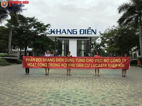 """""""Ông lớn"""" Khang Điền bị phạt và truy thu 4,2 tỷ tiền thuế"""