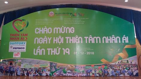 Suối Tiên với Ngày hội Thiện Tâm Nhân Ái 2018: San sẻ để yêu thương lan tỏa