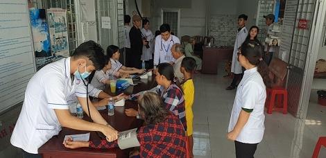 Insee Việt Nam chung tay chăm sóc sức khỏe cộng đồng