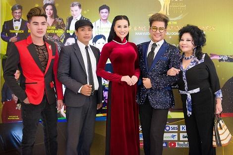 Nữ hoàng Trần Huyền Nhung tổ chức đêm Gala thiện nguyện trước cuộc thi MR & MS International Business