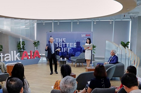 AIA Việt Nam: Mục tiêu 3 triệu khách hàng trong 5 năm tới