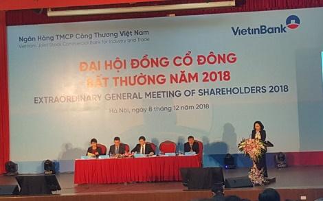 Ẩn số lợi nhuận năm 2018 của VietinBank