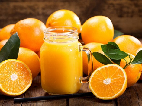 Điều kỳ diệu nếu bạn uống 1 ly nước cam nhỏ mỗi ngày