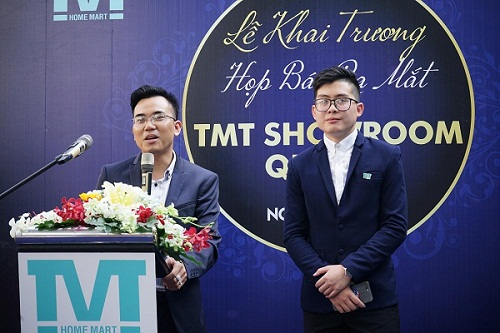 Ra mặt TMT showroom Quận 3 – siêu thị vật liệu xây dựng