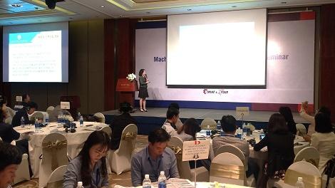 Hàn – Việt tổ chức hội thảo hợp tác ngành công nghiệp máy móc và phụ tùng
