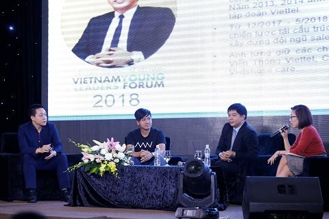 Diễn đàn Lãnh đạo trẻ Việt Nam 2018 – Quy tụ hơn 500 lãnh đạo trẻ