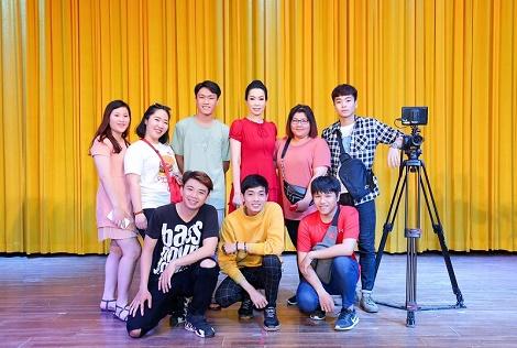 Trong vai trò đạo diễn, Trịnh Kim Chi tất bật casting diễn viên cho dự án phim mới