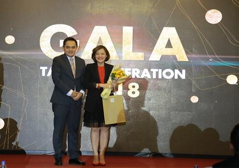 """""""Tài năng Việt"""" hội tụ trong Lễ Trao giải cuộc thi Talent Generation 2018"""