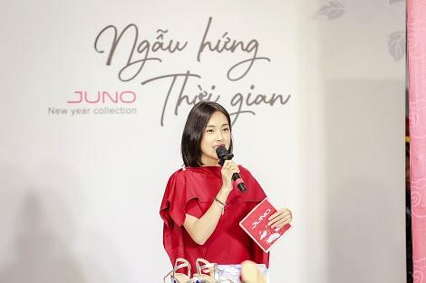 Dàn sao Việt cá tính tại sự kiện ra mắt Bộ sưu tập mới của Juno