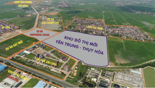 Bên trong khu đô thị đang gây sốt giới đầu tư tại Sam Sung – Bắc Ninh