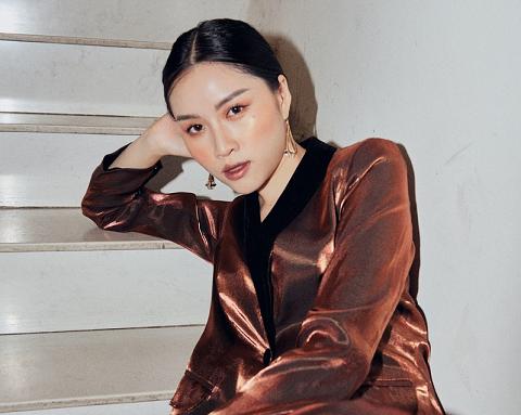 MC Thanh Thanh Huyền cá tính, quyến rũ trong hình ảnh mới