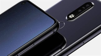 Một smartphone Nokia mới vừa xuất hiện, có thể là Nokia 6.2