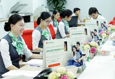 VPBank báo lãi gần 9.200 tỉ đồng trong năm 2018