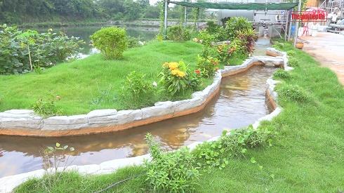 Ngày 26/1 khánh thành Nhà máy xử lý nước thải Sóng Thần 2