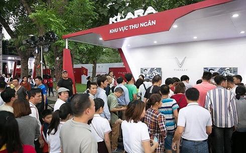 VinFast Klara gây sốt thị trường dịp cận Tết