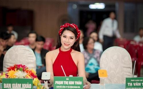"""Á hoàng Kim Thảo – nhà tài trợ đồng hành cho """"Nét đẹp Vĩnh Long 2019"""""""