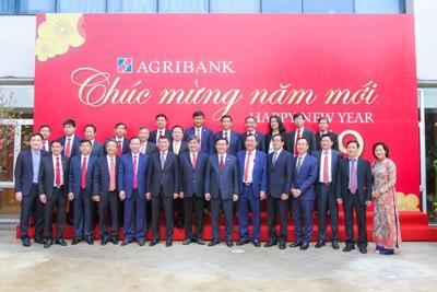 """Phó Thủ tướng Vương Đình Huệ: Mong muốn Agribank tiếp tục có nhiều đóng góp to lớn cho """"Tam nông"""" và nền kinh tế đất nước"""