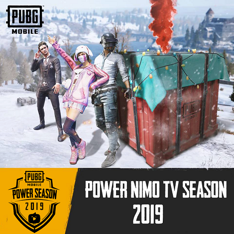 Đã là gamer PUBG Mobile, không thể bỏ qua Power Season Nimo TV