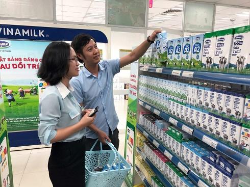 Vinamilk - 23 năm liền chinh phục niềm tin người tiêu dùng Việt Nam