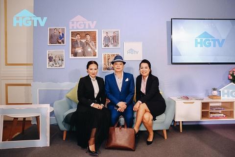 Kênh truyền hình hàng đầu về nhà ở và phong cách sống HGTV chính thức ra mắt tại Việt