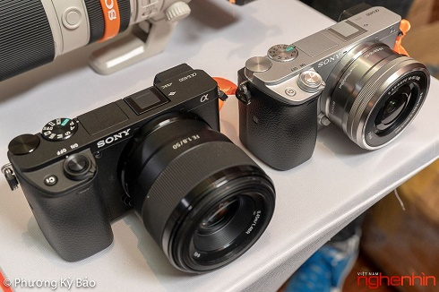 Ra mắt Sony A6400 tại Việt Nam, giá từ 23 triệu đồng