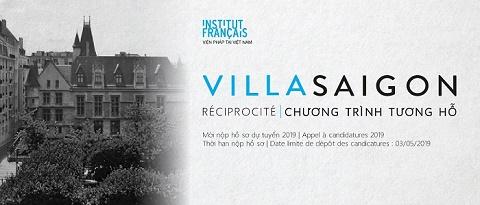 """Villa Saigon - Chương trình """"Tương hỗ"""" 2020 bắt đầu nhận hồ sơ ứng tuyển."""