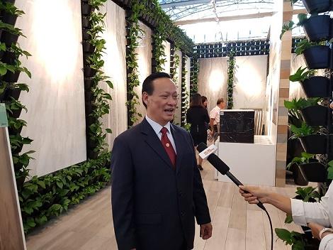 Chính thức  khai mạc Triển lãm Vietbuild lần 1 năm 2019 tại NTĐ Phú Thọ - TP.HCM