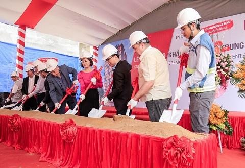 Khách sạn Wínk Hotels đầu tiên tại Việt Nam công bố nhà thầu chính
