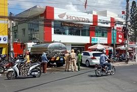 Bình Thuận: Cháy lớn, 1 phụ nữ tử vong