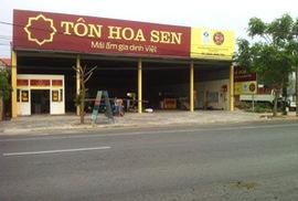 Tập đoàn Hoa Sen đóng 70 chi nhánh, 2 văn phòng đại diện