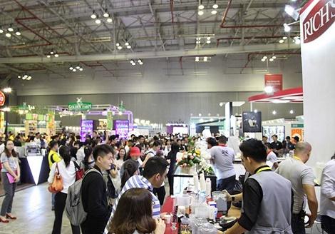 TPHCM: Café Show 2019 – Mở rộng thêm các mặt hàng phục vụ cho ngành F&B Việt Nam