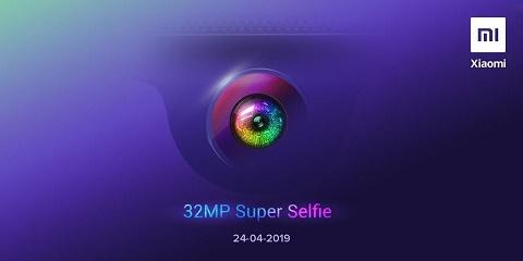 Redmi Y3: camera trước 32MP, màn hình giọt nước, sẽ ra mắt vào 24/4