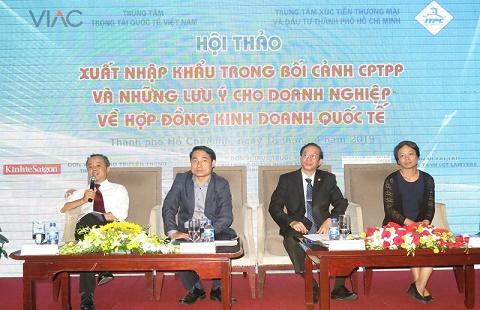 Xuất nhập khẩu trong bối cảnh CPTPP và những lưu ý cho doanh nghiệp về hợp đồng kinh doanh quốc tế