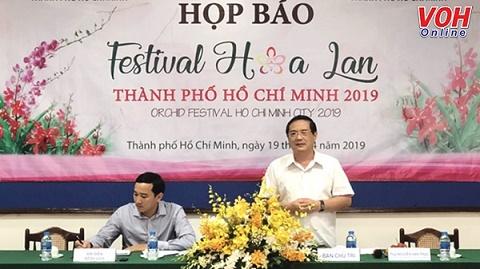 Festival Hoa Lan đầu tiên tại TPHCM có gì hấp dẫn?