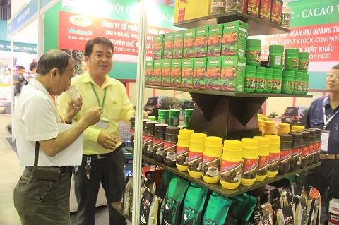 """Đại Hoàng Thủy mang đến những sản phẩm cà phê và ca cao chất lượng  tại """"Cafe show Vietnam 2019"""""""