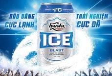 """Trải nghiệm """"bão băng cực lạnh"""" tại miền Trung với Huda Ice Blast phiên bản lon"""