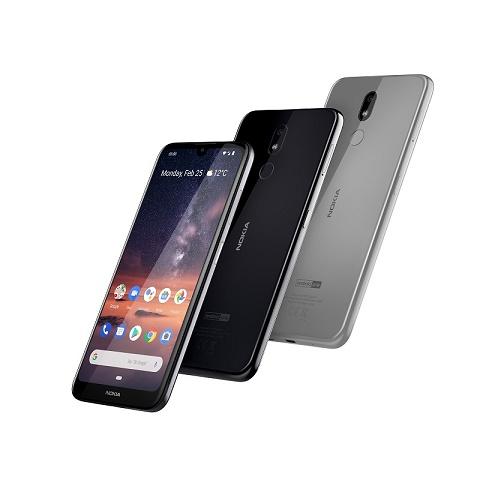 Nokia 3.2 sở hữu màn hình lớn cùng thời lượng pin 2 ngày với mức giá phù hợp cho mọi đối tượng