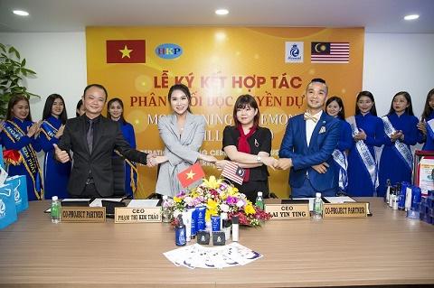 Hoàng Kim Phát phân phối độc quyền mỹ phẩm Mermaid tại Việt Nam