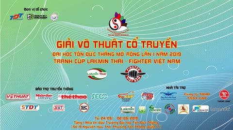 Đại học Tôn Đức Thắng (TDTU) lần đầu tổ chức giải đấu võ cổ truyền
