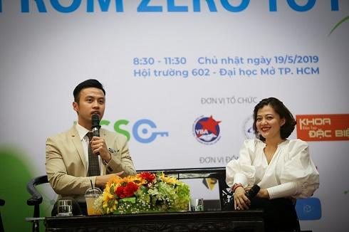 From Zero to Hero: Chủ đề hot trong hội thảo phát động cuộc thi khởi nghiệp lần 07