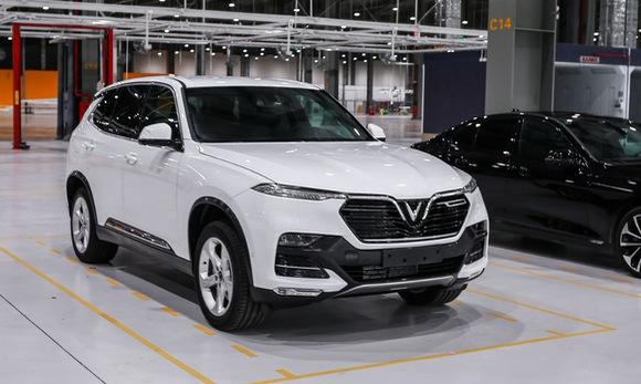 VinFast triển khai kiểm thử xe Lux, Fadil tại Việt Nam