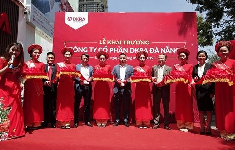 DKRA Việt Nam khai trương chi nhánh thứ tư tại Đà Nẵng