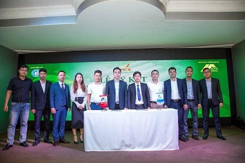 Bình Phước: Dự án đất nền Asian Holding Asian Lake View hút khách