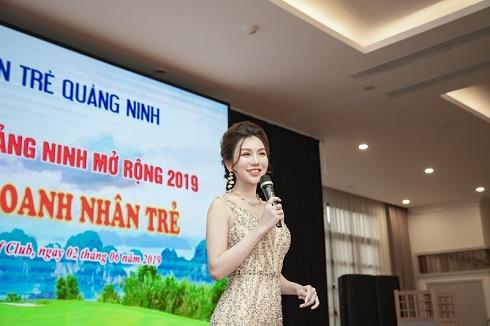 Hội doanh nhân trẻ tại Quảng Ninh quyên góp 100 triệu cho các em nhỏ có hoàn cảnh đặc biệt
