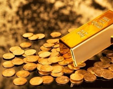 Giá vàng hôm nay 17/6/2019: Vàng giảm nhẹ phiên đầu tuần