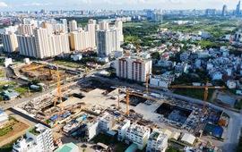 Dự án Laimain City quy mô 13.000 căn hộ ngay trung tâm TP.HCM xây dựng không phép