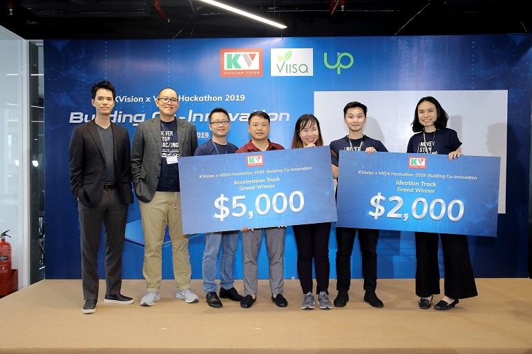 Quỹ đầu tư mạo hiểm trực thuộc Ngân hàng KASIKORN Thái Lan (KBank) tổ chức chương trình khởi nghiệp với tổng trị gía hơn 70.000 đô la Mỹ
