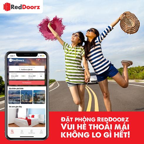 RedDoorz tham vọng thay đổi diện mạo phân khúc khách sạn tầm trung tại Việt Nam