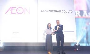 """AEON Việt Nam là một trong những """"Nơi làm việc tốt nhất châu Á năm 2019"""""""
